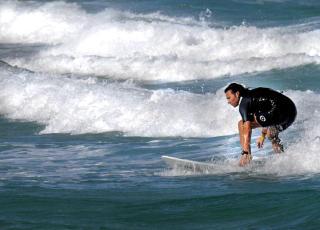 FUERTEVENTURA:  Den vindfulle øya regnes også  som et surfeparadis.  Foto: JOHN TERJE PEDERSEN/Dagbladet