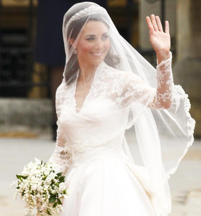 Her er Kates kjole