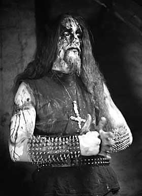 Gaahl of Norways Gorgoroth