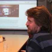 Tom Egeland (Foto: Hilde Bruvik/NRK)