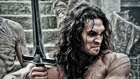 Jason Momoa som Conan (Foto: Star Media Entertainment)