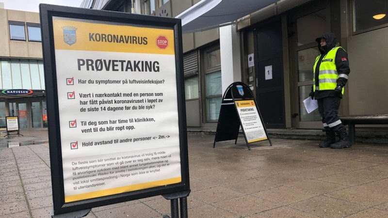 Family In Trondheim Infected With The Coronavirus Nrk Trondelag Local News Tv And Radio World Today News