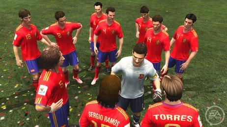 2010 FIFA World Cup (Foto: EA)