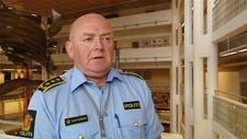 Johan Fredriksen (Foto: NRK)