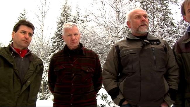 Ordførere mener ulvegrensa er nådd. (Foto: Kathrine Brønn/NRK)