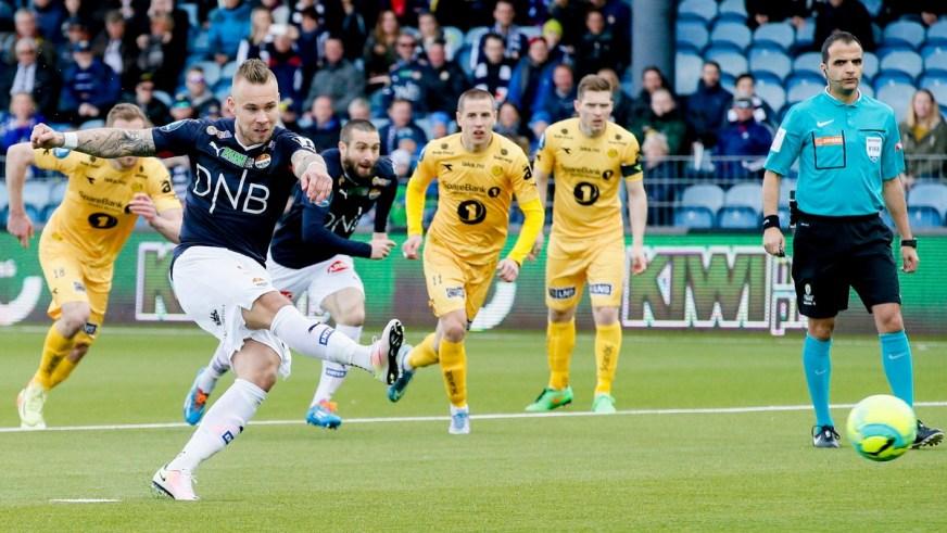 Offensivt Strømsgodset valset over tafatt Bodø/Glimt – NRK ...
