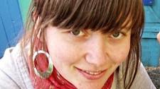 Redaktør Charlotte Myrbråten i tidsskriftet Fett. (Foto: Privat)