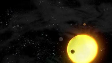 Universet - hva består det egentlig av?