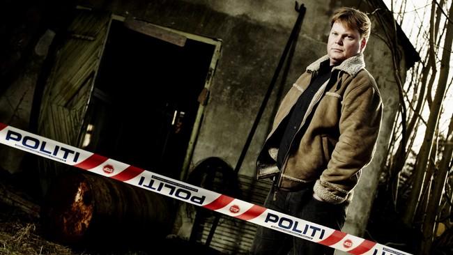 Jørn Lier Horst. Bildet er hentet fra NRK.