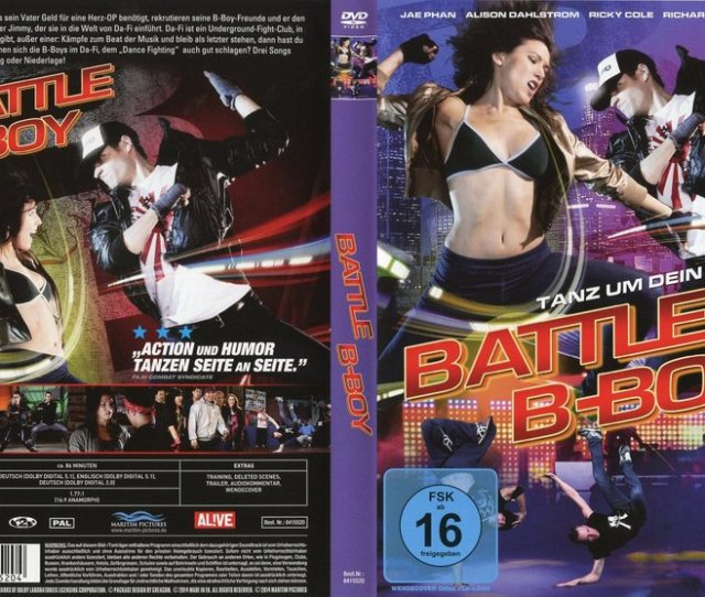 Battle B Boy Dvd
