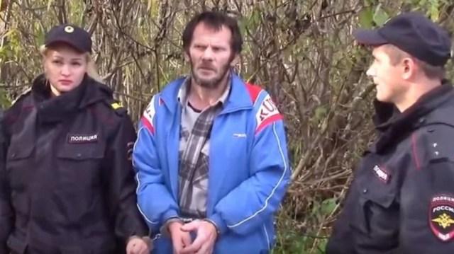 Kanibal z Rosji. Morderca i zjadał ludzi ze zwierzętami - Wiadomości