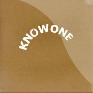 KNOWONE LP001 (3X12INCH WHITE MARBELD VINYL)