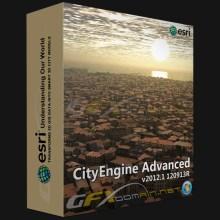 ESRI CityEngine Advance 2015 1 Win64 | GFXDomain Blog