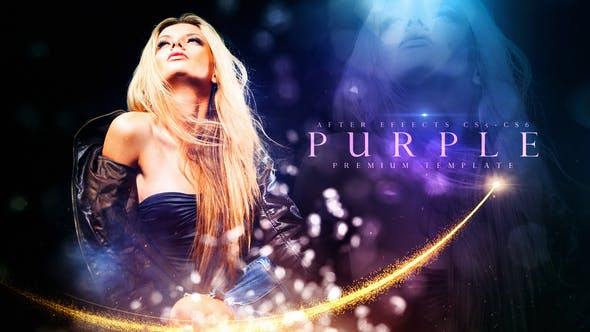 VIDEOHIVE PURPLE