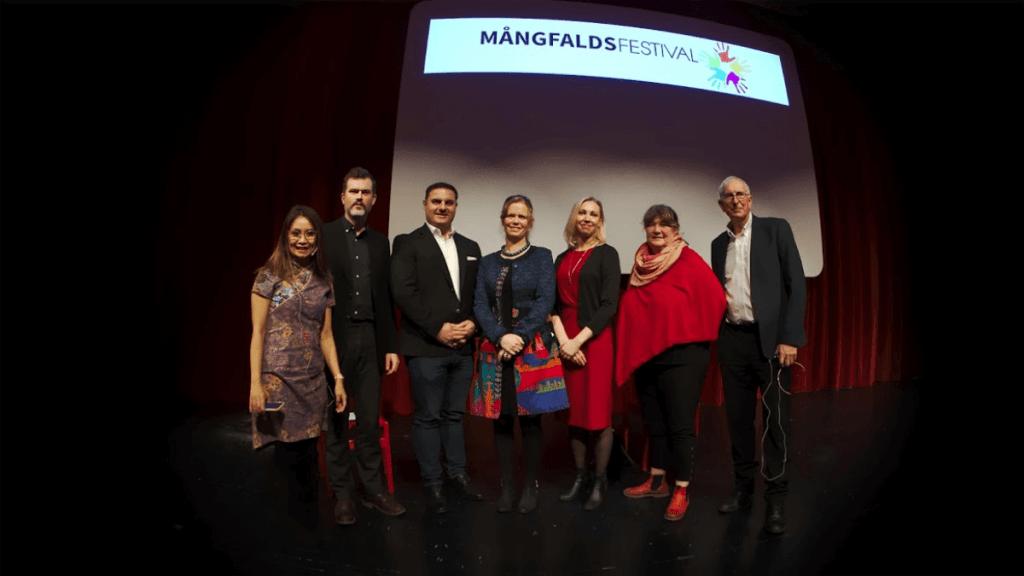 Paneldialog Mångfaldsfestival 2019
