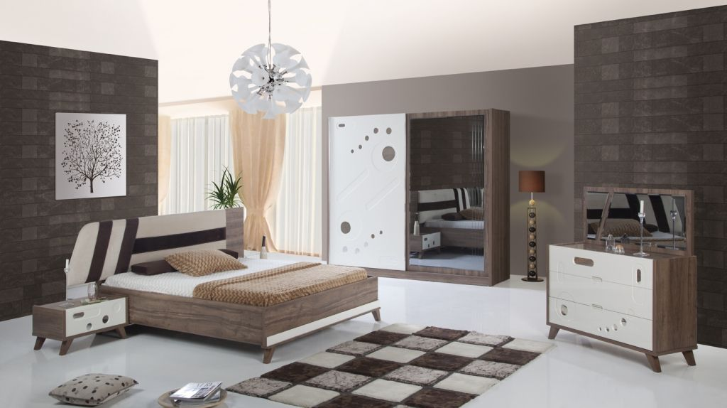 غرف نوم مودرن 2020 كامله احدث تسايلات اوض النوم بنات كول