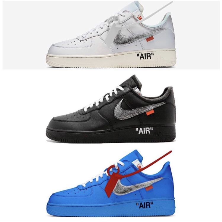 VIRGIL(MCA | AIR FORCE 1 - Online Shop Available