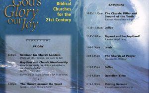 2004 Programme