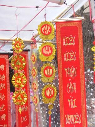 Learn to say Chuc Mung Nam Moi.