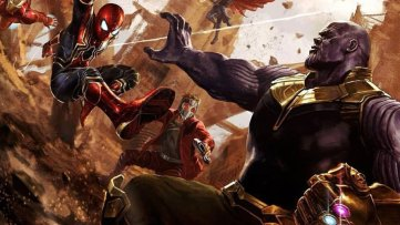 avengers thanos fight