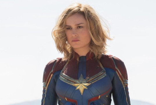 Captain Marvel – Jude Law and Kree race on new images!
