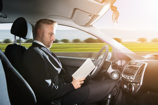 Accidents Involving Self-Driving Cars: How They Might Look
