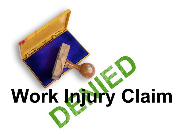 What to Do if Your Workers Compensation Claim is Denied