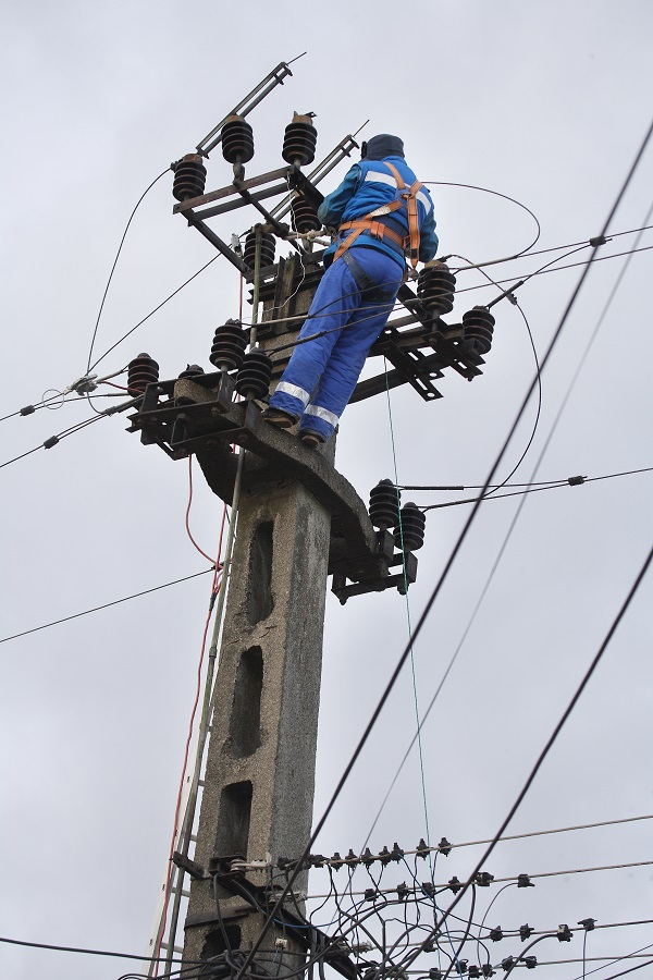 Workplace Injuries in the Power Industry