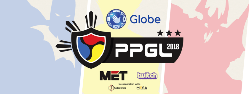 Coverage Philippine Pro Gaming League 2018 Dota 2