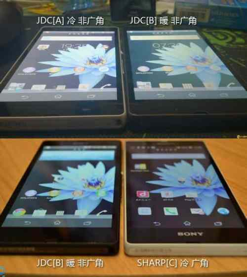 xperiaz-display-compare