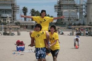 study english in LA