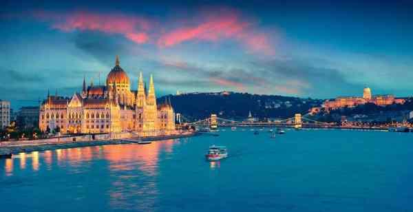 الدراسة في هنغاريا