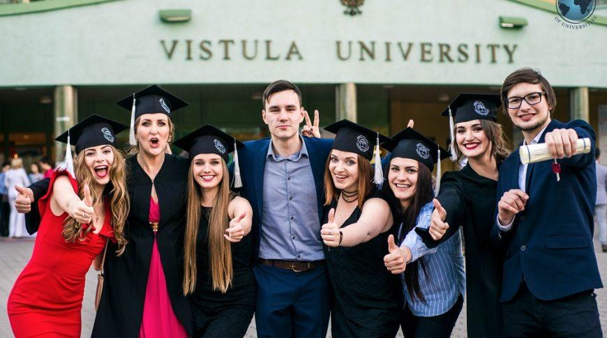 انضم إلى Vistula University في بولندا واحصل على تجربة تعليمية مميزة