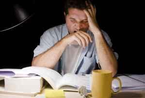 الدراسة في الليل