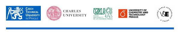 Universities in Czech