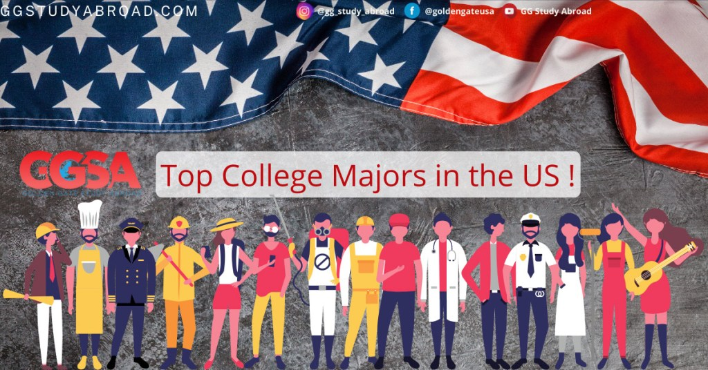 Top College Majors in the US for 2021-2022