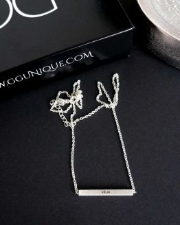 GG UNIQUE - personalized necklace