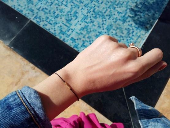 GG UNIQUE Frienship bracelet