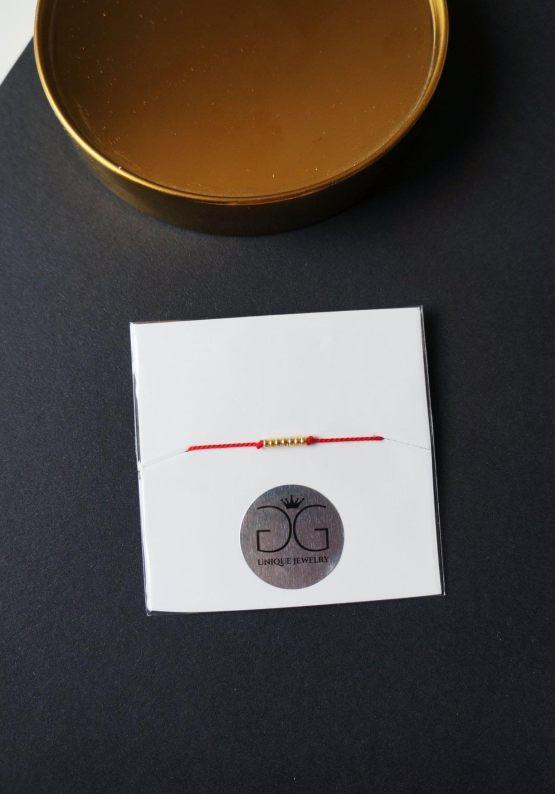 Silk bracelet GG UNIQUE