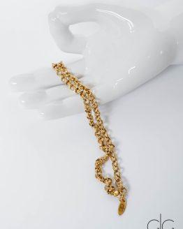 Stylish choker chain necklace - GG Unique