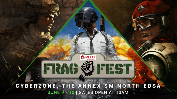 LOCK AND LOAD FOR FRAGFEST  – PH's newest FPS games festival