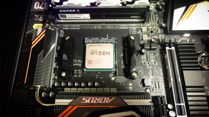 Overclocking the AMD Ryzen 5 2600X