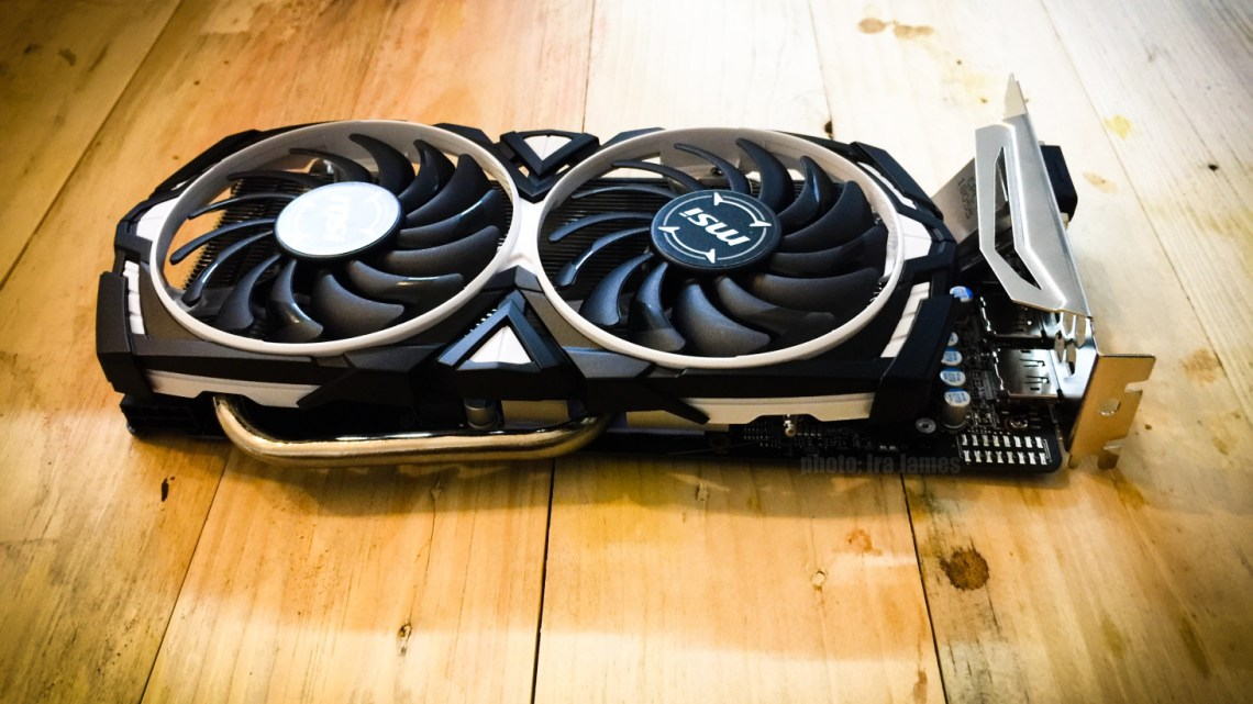 REVIEW | MSI Radeon RX 570 Armor 8G OC