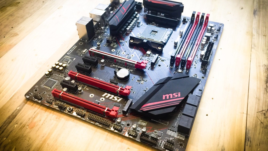 REVIEW | MSI X470 Gaming Plus