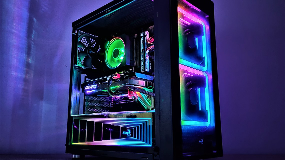 REVIEW | Aerocool Tor Case: Groovy RGB