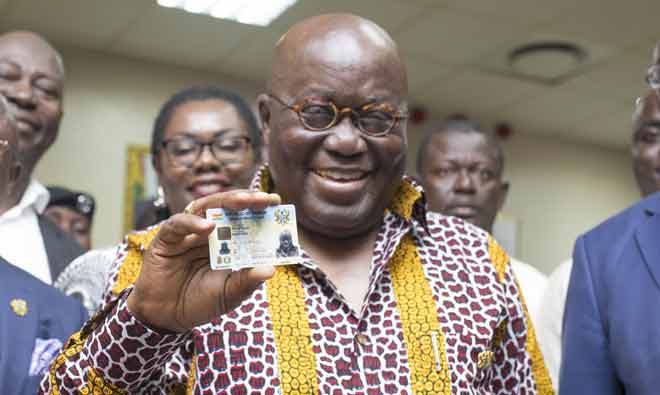 Ghana Card Registration: Minority Runs To Court