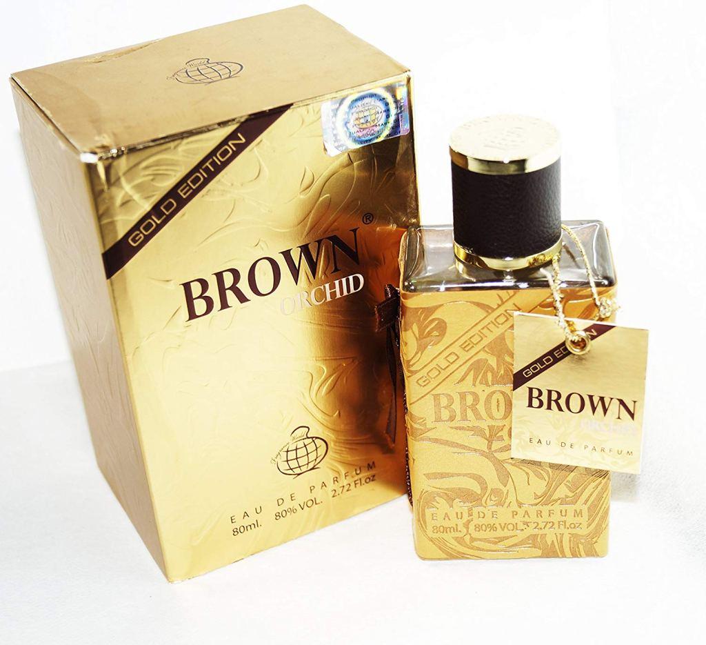 Lauren Jay Paris Brown Orchid Gold Edition Eau de Parfum Spray