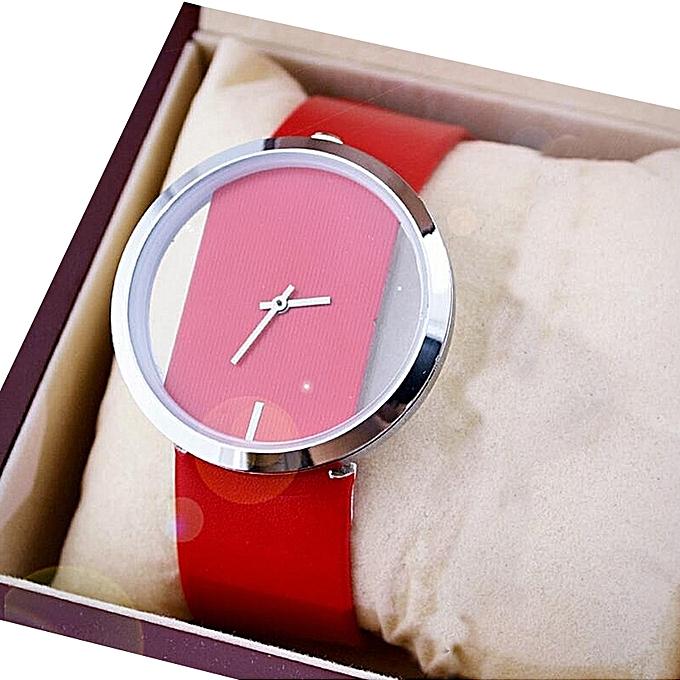 Crystal Luxury Watch