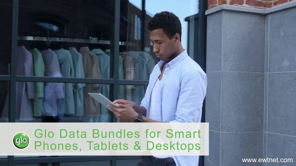 Glo  Ghana Data Bundles for Smart Phones, Tablets and Desktops