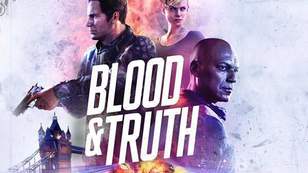 Blood & Truth : 1ere vrai grosse claque exclue PS VR ?
